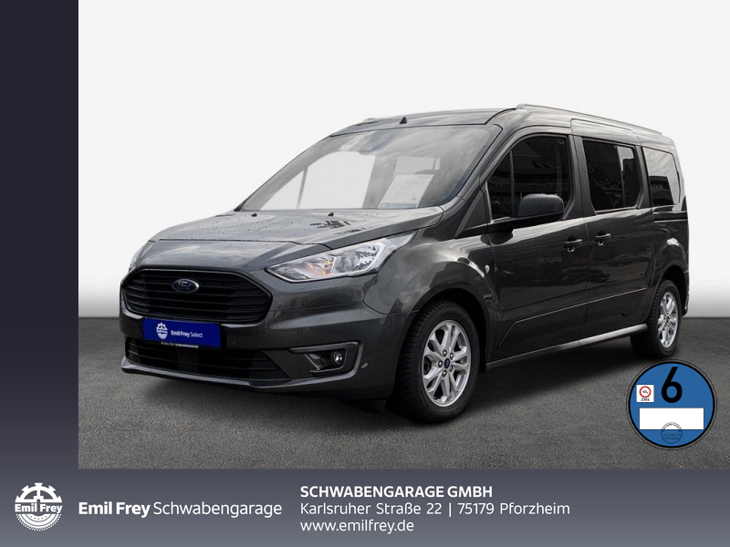 Ford Grand Tourneo Connect 1.5 EcoBlue Start/Stop Trend, Jahr 2019, Diesel