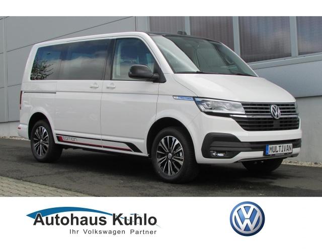 Volkswagen Multivan Edition 2.0 TDI, AHK, LED, Navi, ACC, Jahr 2021, Diesel