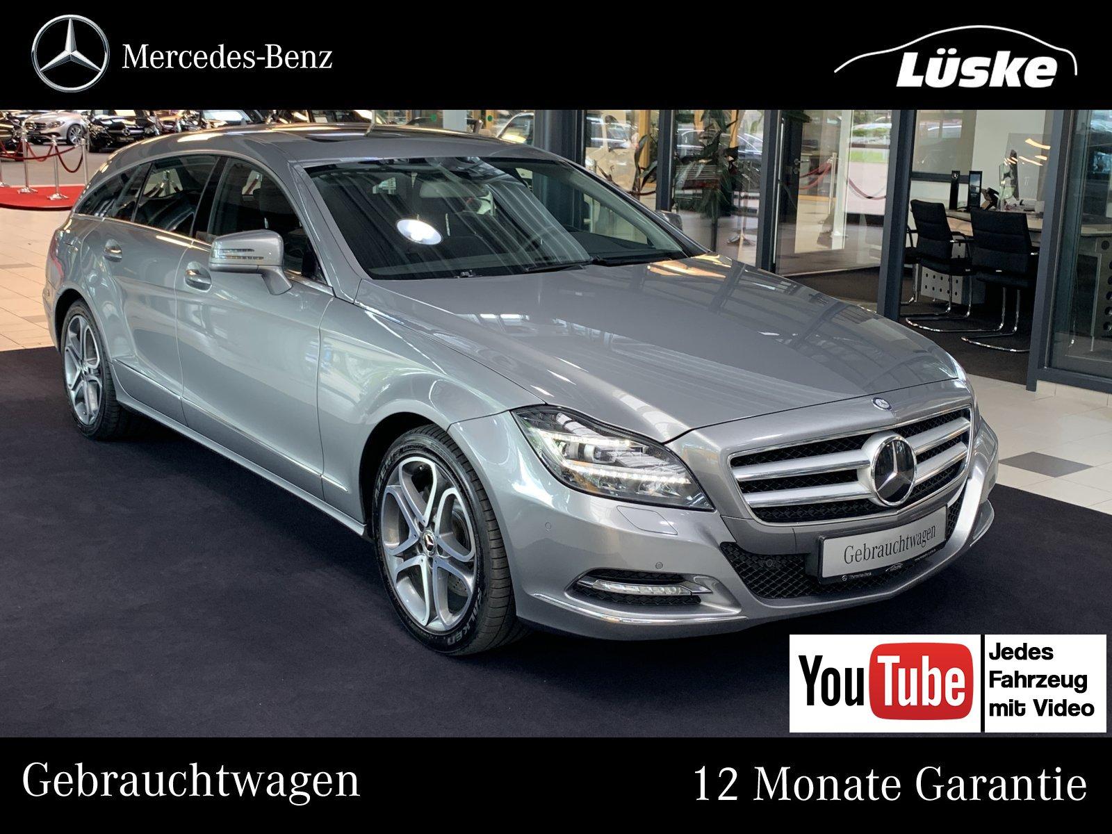 Mercedes-Benz CLS 350 CDI 4M SB Sport Kamera Harman AHK Distro, Jahr 2014, Diesel