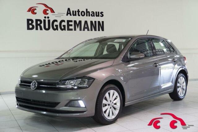 Volkswagen POLO 1,0 OPF 5T COMFORTLINE NAVI KLIMA LM16, Jahr 2020, Benzin