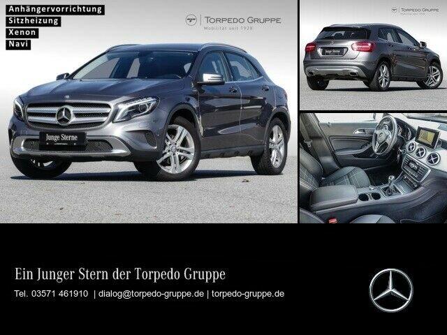 Mercedes-Benz GLA 200 URBAN XENON+NAVI+SHZ+PTS, Jahr 2014, Benzin