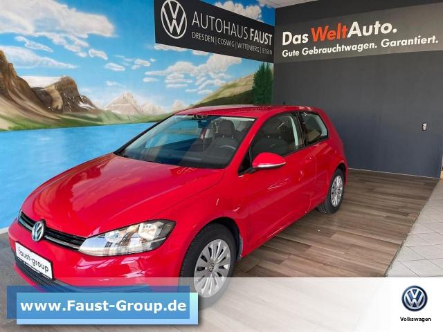 Volkswagen Golf VII Klima Navi BlueTooth, Jahr 2018, Benzin