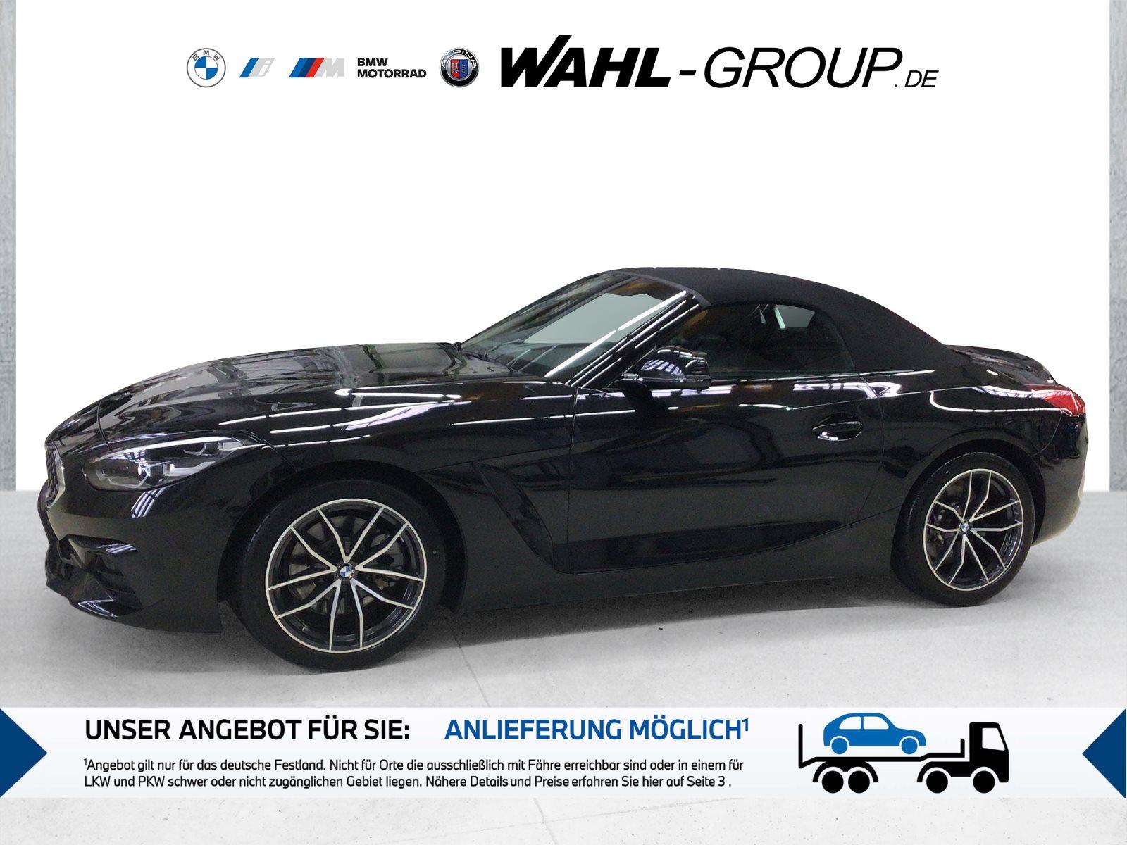 BMW Z4 sDrive20i Sport Line HiFi DAB LED Tempomat, Jahr 2020, Benzin