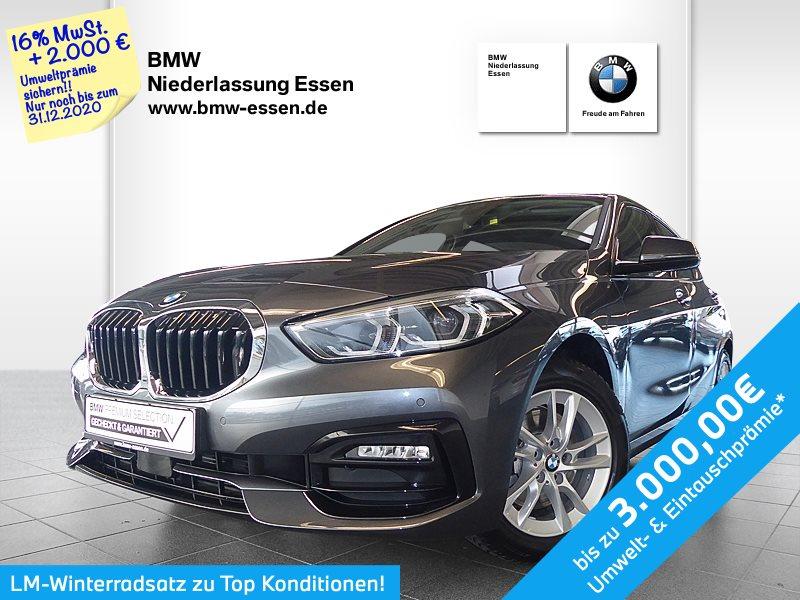 BMW 118d 5-Türer Sport Line, Jahr 2020, Diesel