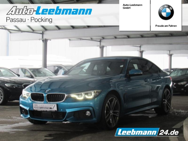 BMW 435d xDrive Gran Coupé S-Aut. M-Sport ACC/HK-HIF, Jahr 2017, Diesel
