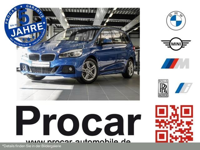 BMW 220 Gran Tourer M Sport Aut. Panorama Klimaaut., Jahr 2016, Diesel