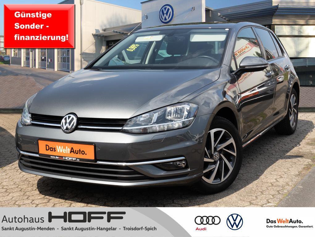 Volkswagen Golf VII 1.0 TSI SOUND App ACC Parkassist, Jahr 2018, Benzin