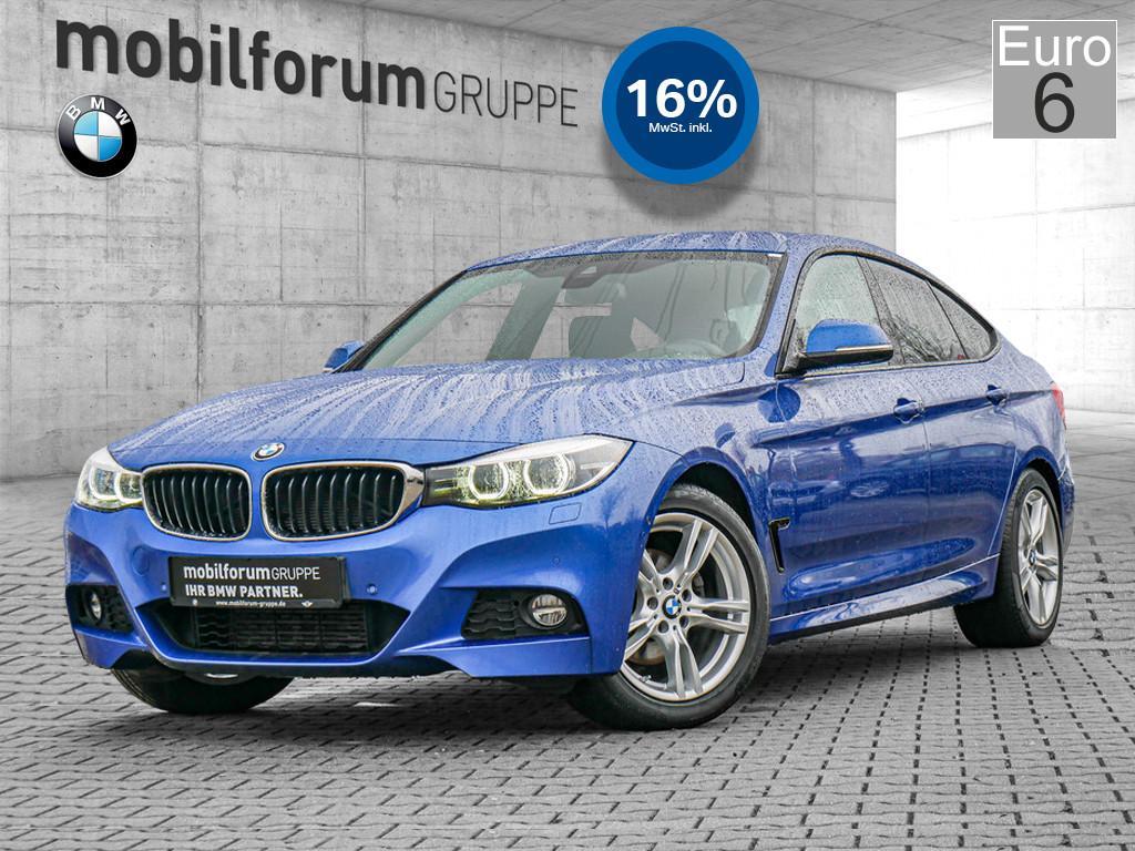 BMW 320 Gran Turismo xDrive M-Sportpaket, Jahr 2016, Diesel