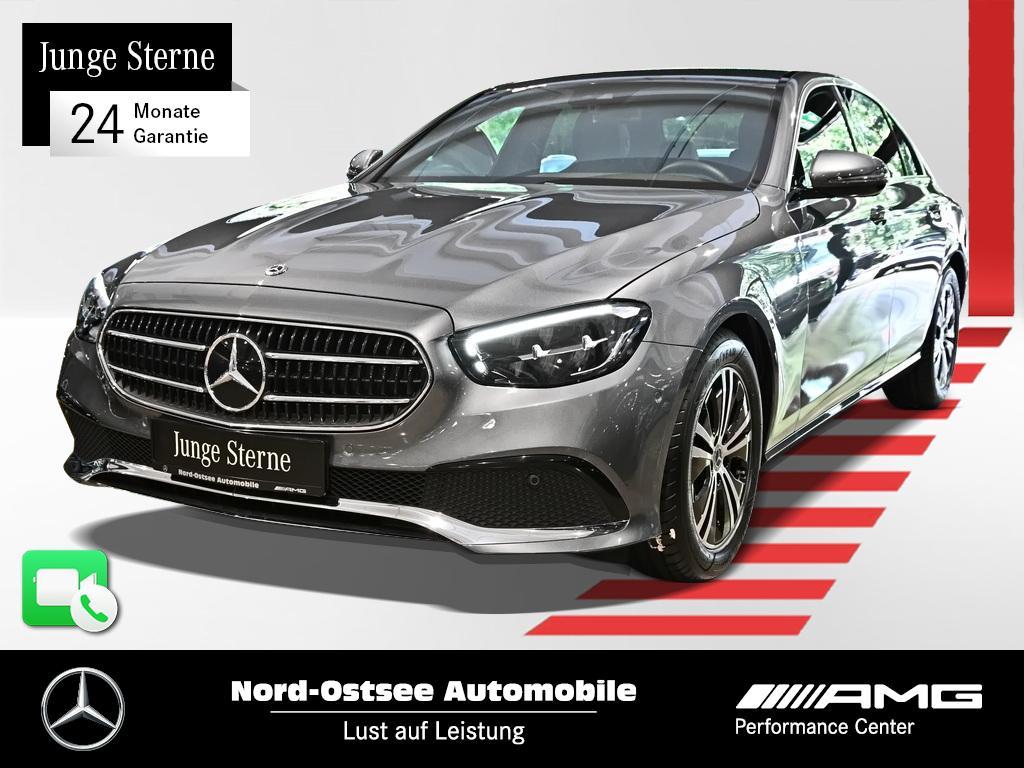 Mercedes-Benz E 200 Avantgarde Navi MBUX Mopf LED Kamera, Jahr 2020, Benzin