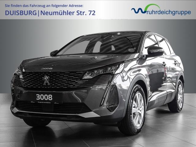 Peugeot 3008 Active 1.2 PureTech 130 EU6d LED LED-hinten LED-Tagfahrlicht Multif.Lenkrad RDC, Jahr 2021, Benzin