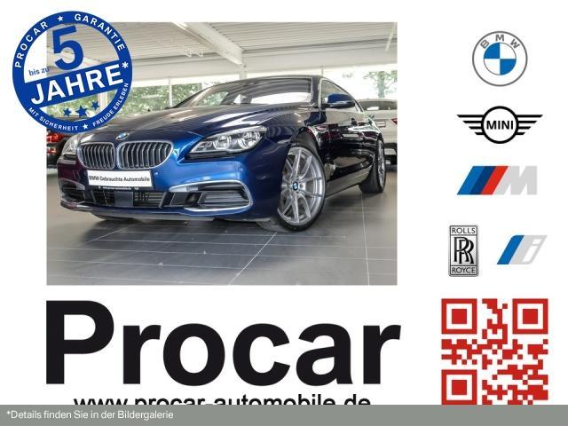 BMW 640 Gran Coupe xDrive 20''LM Navi Prof. EDC PDC, Jahr 2016, Diesel