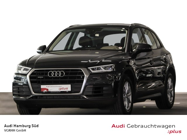 Audi Q5 3.0 TDI qu. tiptr. NAVI/LED/AHK/LUFT/STDHZG, Jahr 2018, Diesel