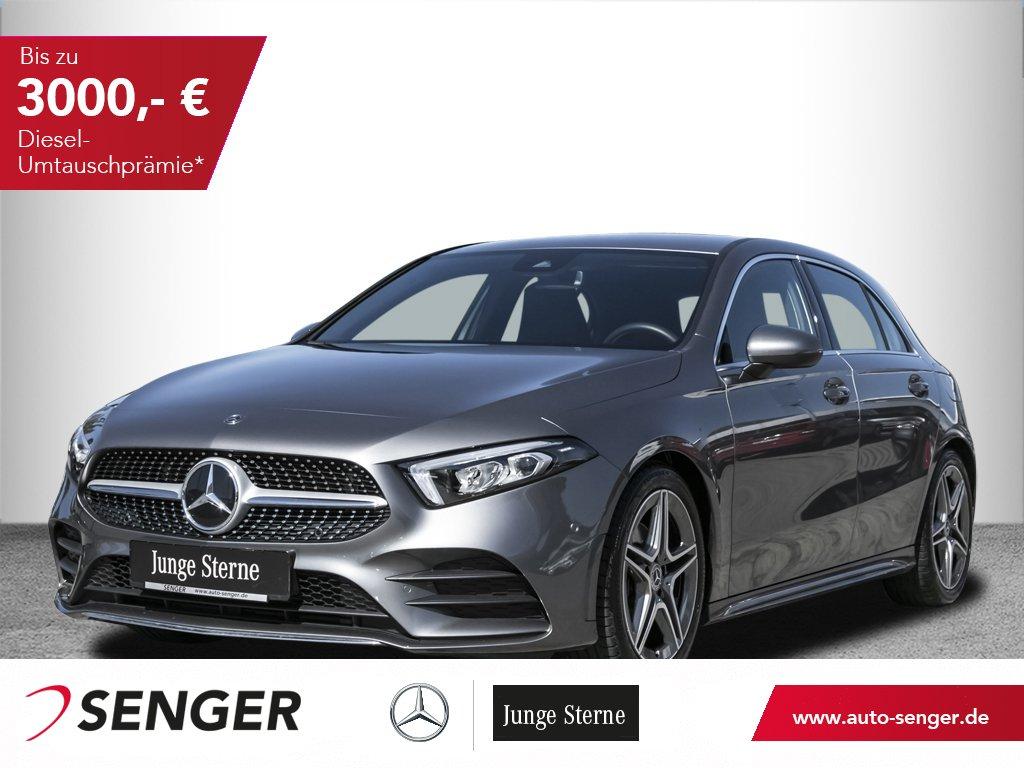 Mercedes-Benz A 180 *AMG*Display digital*Parktronic*LED*Navi*, Jahr 2020, Benzin