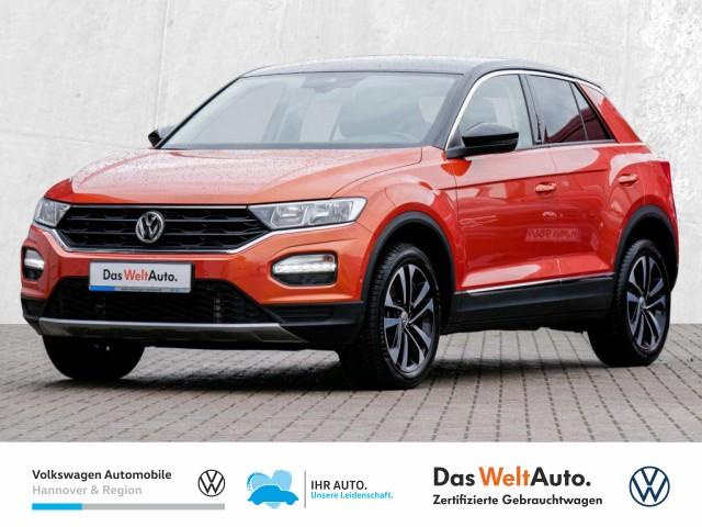 Volkswagen T-ROC 2.0 TDI DSG IQ.DRIVE Navi Active Info Business Paket ACC Klima Sitzheiz, Jahr 2019, Diesel