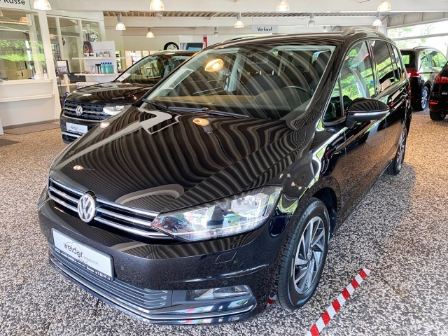 Volkswagen Touran 2.0 TDI SCR SOUND Navigation uvm., Jahr 2017, Diesel