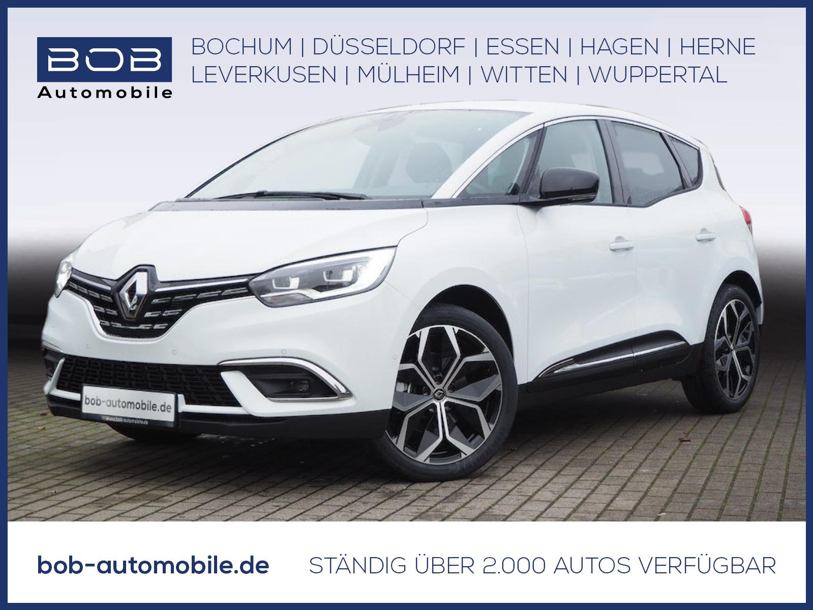 Renault Scenic INTENS TCe 140 GPF NAVI PDC KLIMA LM, Jahr 2021, Benzin