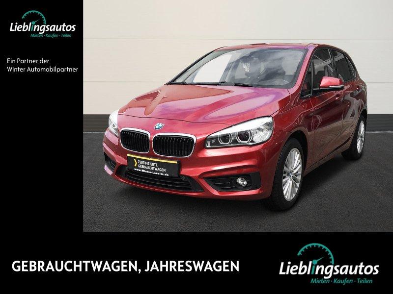 BMW 218 Active Tourer LED/NAVI/PANO-DACH, Jahr 2015, Benzin