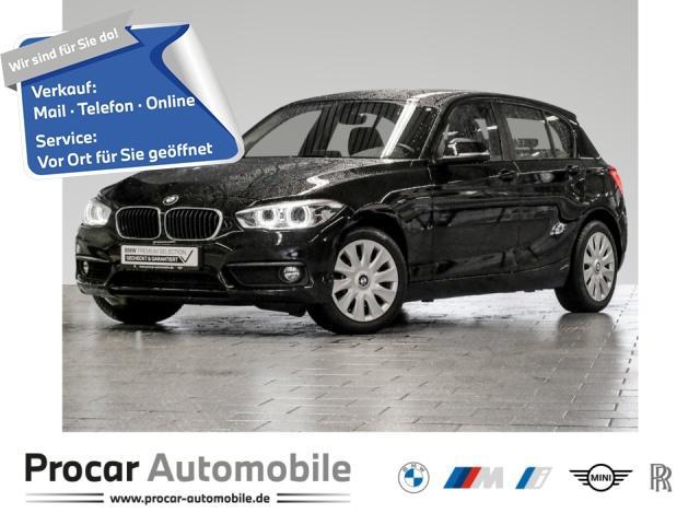 BMW 118i Advantage Aut. Navi Business LM Durchlade, Jahr 2018, Benzin