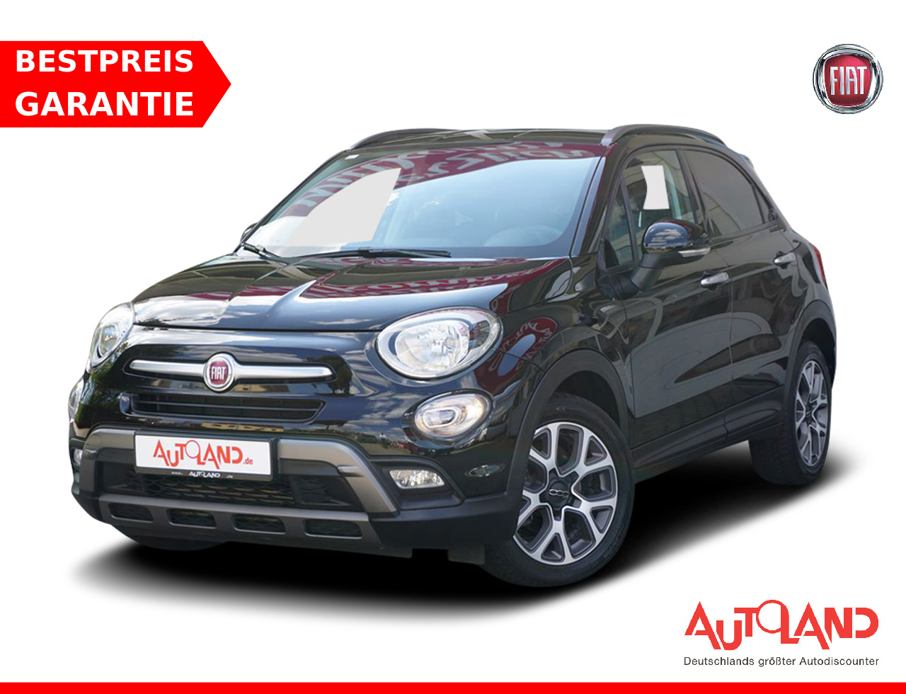Fiat 500X, Jahr 2016, Benzin