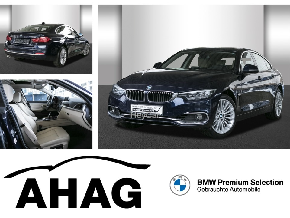 BMW 420 Gran Coupe xDrive Luxury Line Innovationsp., Jahr 2020, Benzin