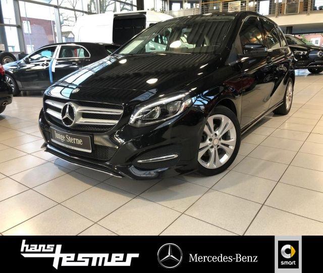 Mercedes-Benz B 220 CDI BE Urban, Rfkamera, Totwinkel-A., Jahr 2015, diesel