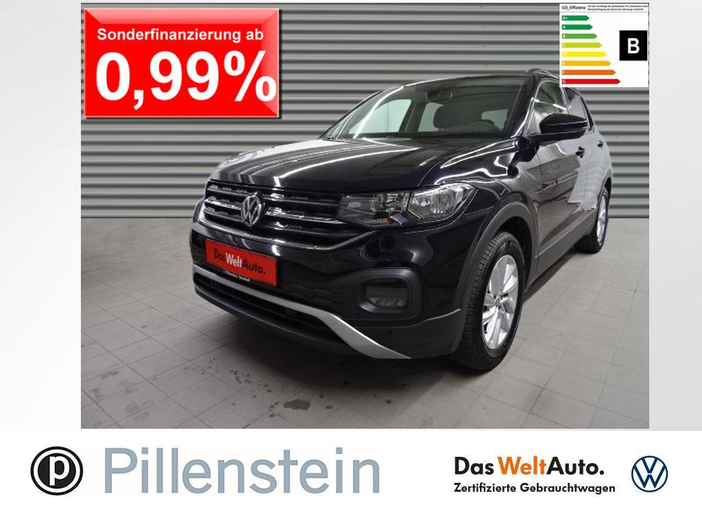 Volkswagen T-Cross TSI LIFE NAVI+PDC+ALU+KLIMAAUT, Jahr 2020, Benzin