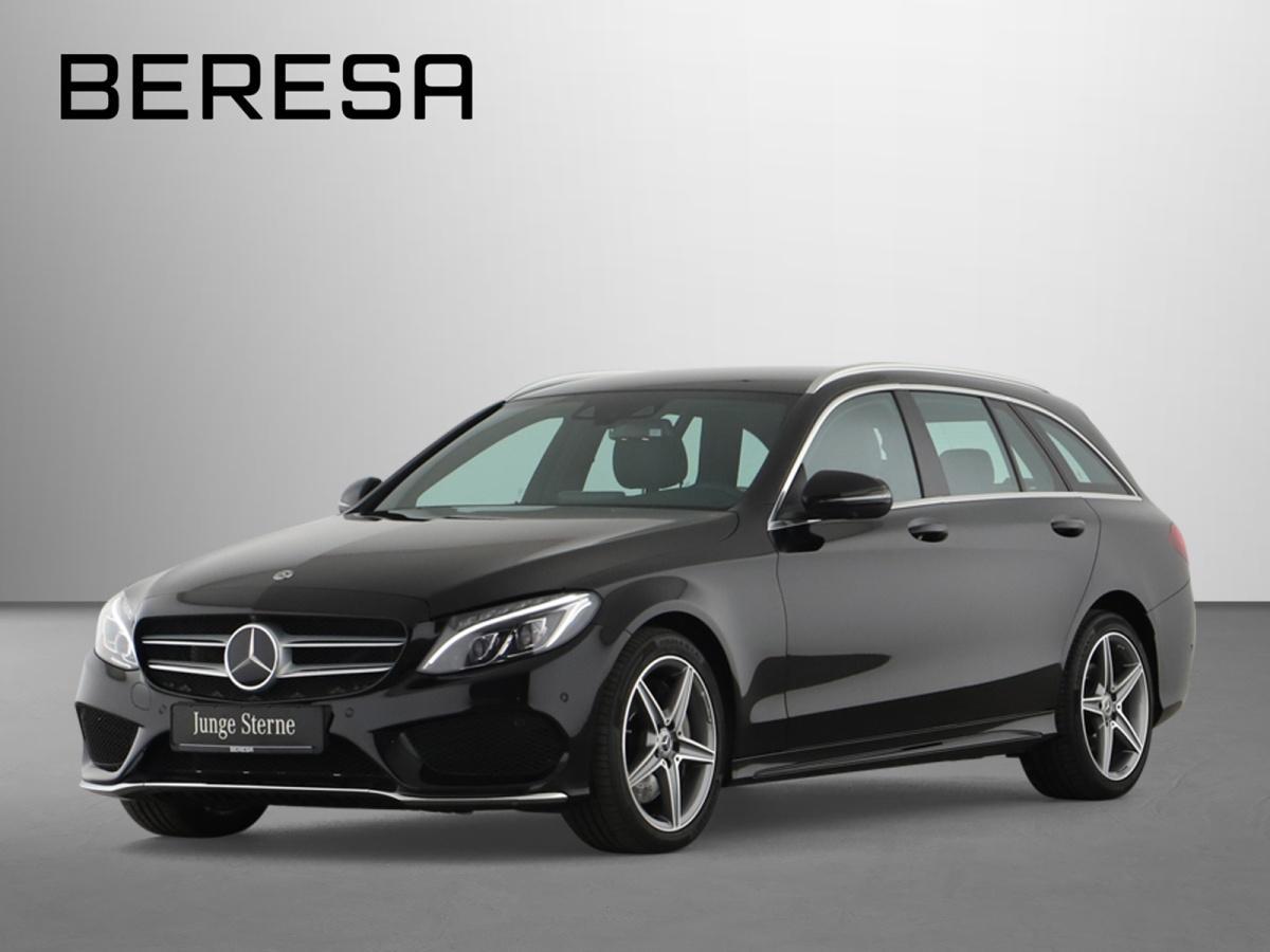 Mercedes-Benz C 250 d 4M T AMG Comand Fahrassist. 360° LED PDC, Jahr 2018, Diesel