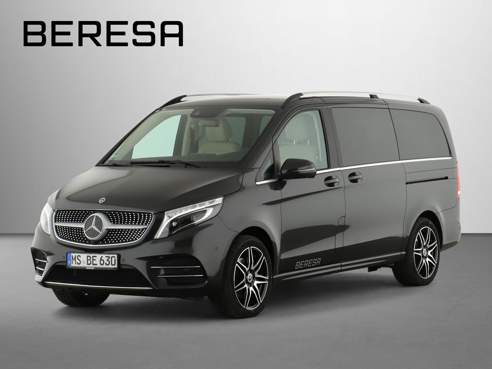 Mercedes-Benz V 300 4M Edition Lang Fahrassist., Jahr 2021, Diesel