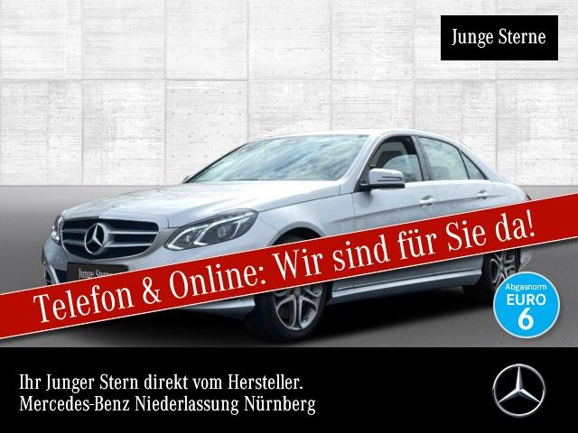 Mercedes-Benz E 500 SPORT Elegance ILS LED Multisit, Jahr 2015, Benzin