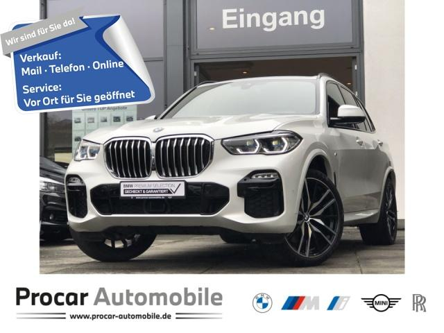 BMW X5 xDrive40i M Sport 22Zoll HuD Pano Laser PA+, Jahr 2020, Benzin