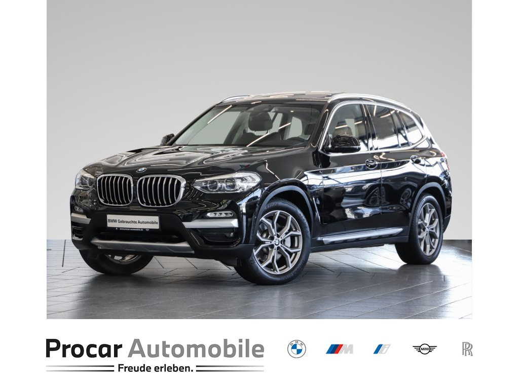 BMW X3 xDrive30d A xLine HuD Nav LED Pano Shz Parkass, Jahr 2018, Diesel