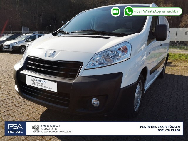 Peugeot Expert Avantage L2H1 2,0HDiFAP128PS *AHK*Klima*, Jahr 2016, Diesel