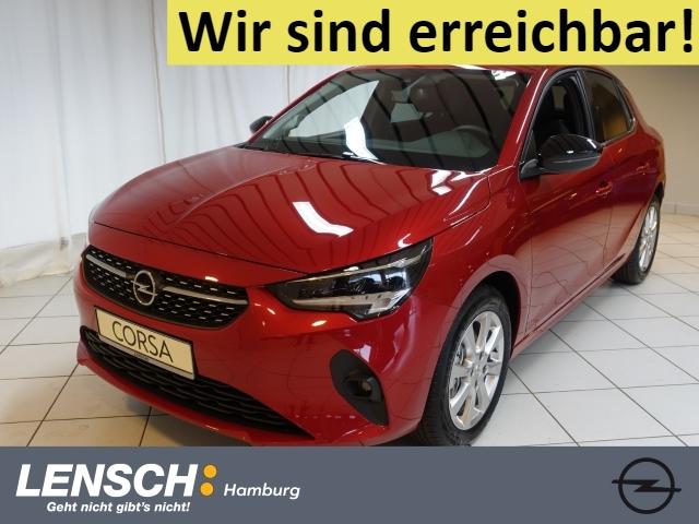 Opel Corsa F 1.2 Elegance WINTER-PAKET+PDC+KLIMAAUTOM, Jahr 2020, Benzin