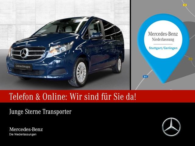 Mercedes-Benz V 250 d Park-Ass. Kamera Navi Panorama Tempomat, Jahr 2017, Diesel