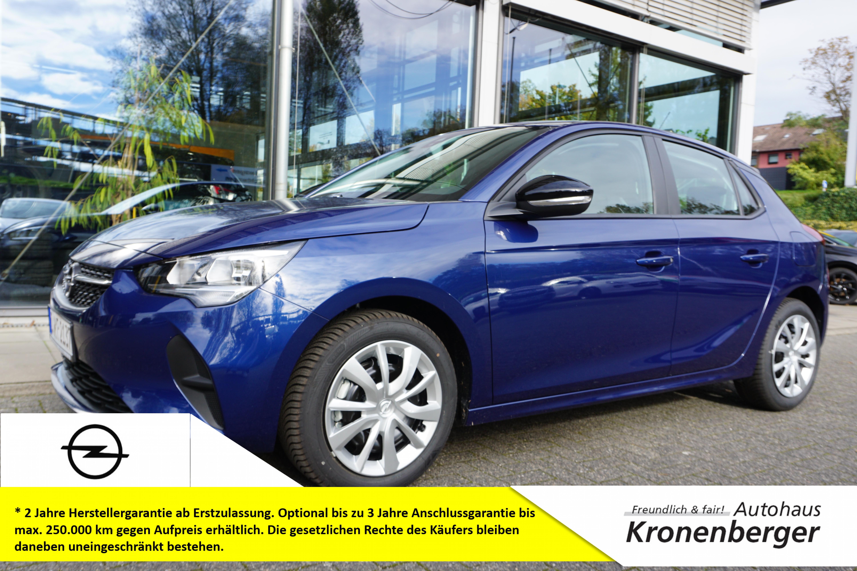 Opel Corsa F 1.2 Edition AppleCarPlay PDC hinten, Jahr 2021, Benzin