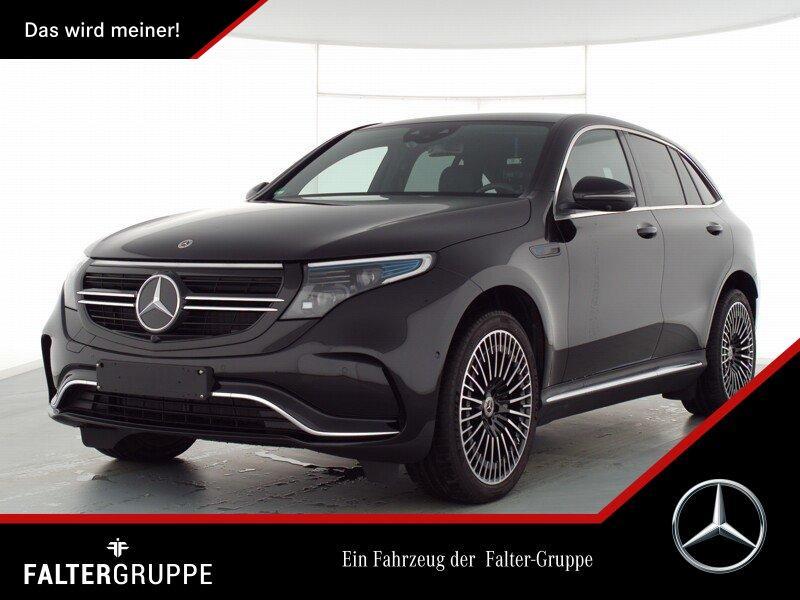 """Mercedes-Benz EQC 400 80.390,- AMG Burme 360°schw.Glas AR 21"""", Jahr 2020, electric"""
