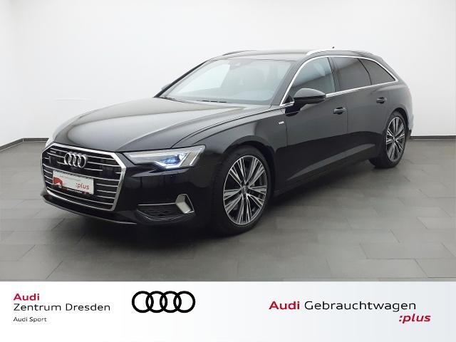 Audi A6 Avant 45 TDIquattro sport S-line Matrix LED, Jahr 2019, Diesel