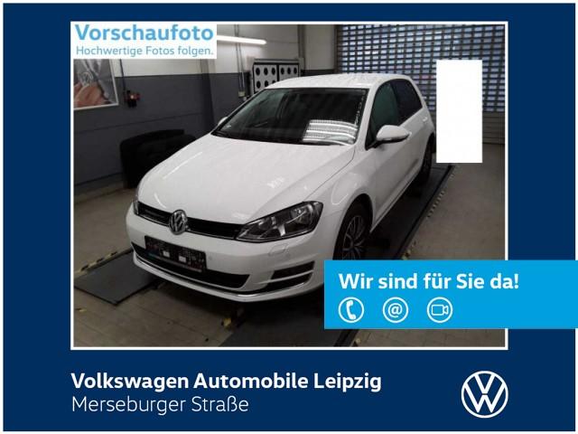 Volkswagen Golf VII 1.4 TSI Allstar *SHZ*GRA*PDC*AHK*, Jahr 2016, Benzin