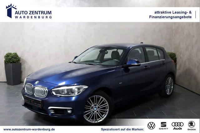 BMW 120 Urban Line Aut. 5-trg. LED NAVI SHZ SPUR, Jahr 2018, Diesel