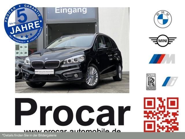 BMW 220 Gran Tourer Luxury Line Navi LED Sportsitze, Jahr 2015, Benzin