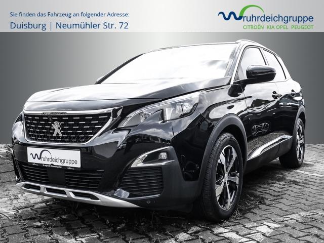 Peugeot 3008 Allure 1.6 PureTech SHZ PDC Klimaauto, Jahr 2019, Benzin