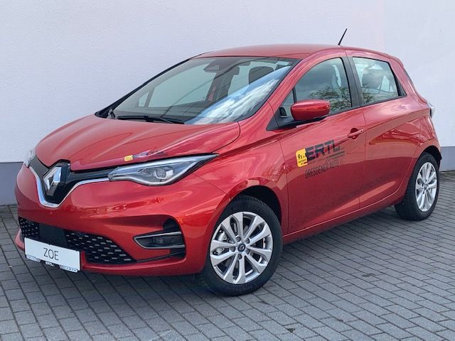 Renault ZOE Batteriekauf Z.E. 50 EXPERIENCE inkl. AVAS, Jahr 2021, Elektro