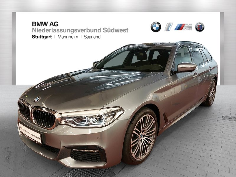 BMW 520d Touring Sportpaket Head-Up HiFi LED Alarm, Jahr 2018, Diesel