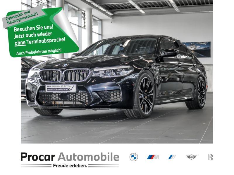 BMW M5 Limousine Keramik-Bremse B&W DA+ Drivers Pack., Jahr 2018, Benzin
