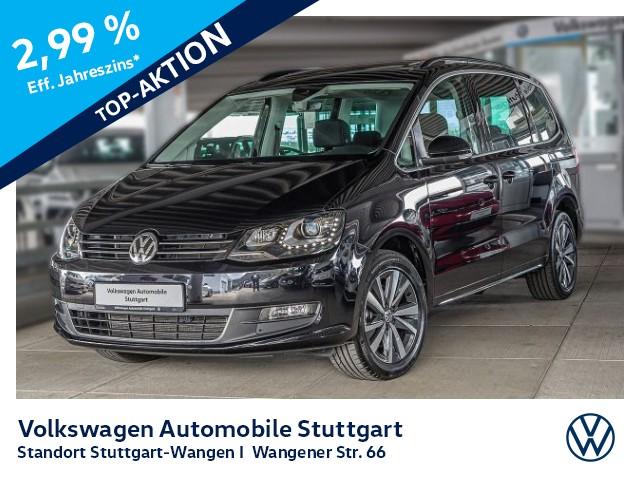 Volkswagen Sharan Comfortline 2.0 TDI DSG Navi Xenon AHK ACC, Jahr 2020, Diesel