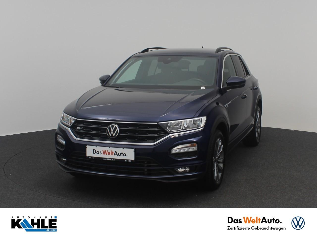 Volkswagen T-Roc 1.5 TSI Sport R-Line Navi Klima Kamera ACC, Jahr 2020, Benzin