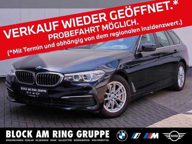BMW 525d Touring HUD Leder Navi Prof., Jahr 2017, Diesel