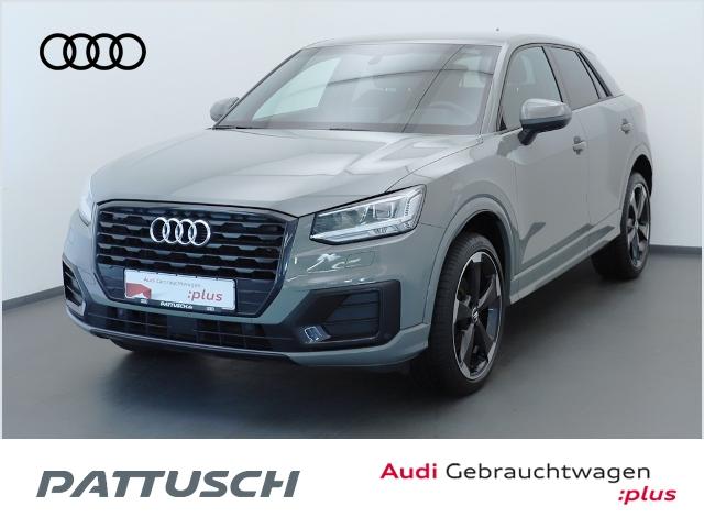 Audi Q2 1.4 TFSI Sport Navi LED AudiSound, Jahr 2018, Benzin
