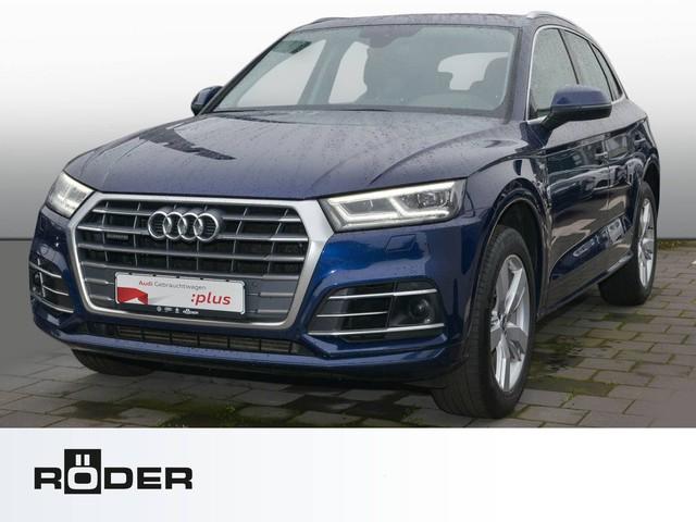 Audi Q5 sport 3.0 TDI S-line S-tronic Navi LED Pano Kamera, Jahr 2018, Diesel
