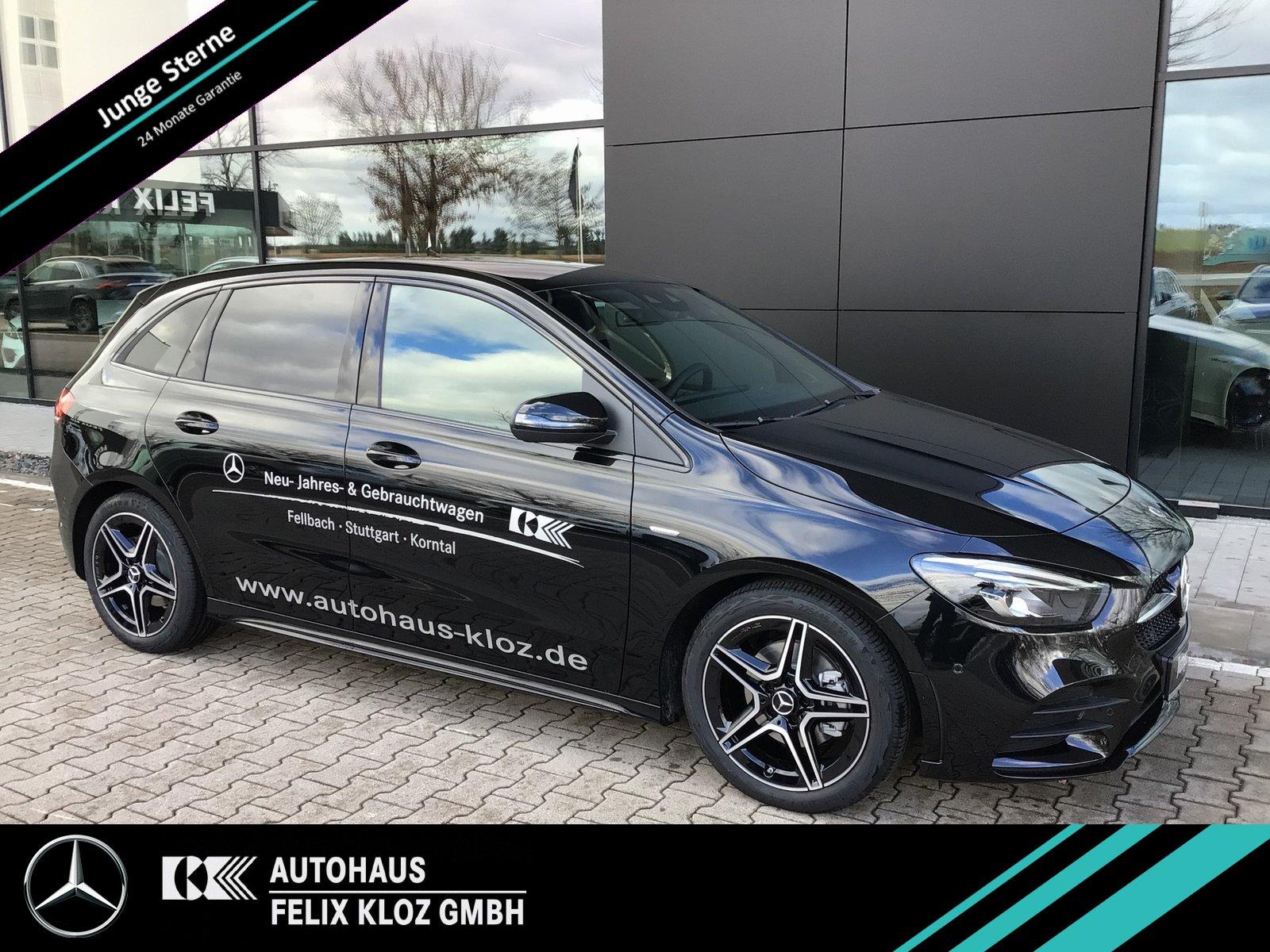 Mercedes-Benz B 200 Edition 2020 AMG MBUX High End AHK Kamera, Jahr 2020, Benzin